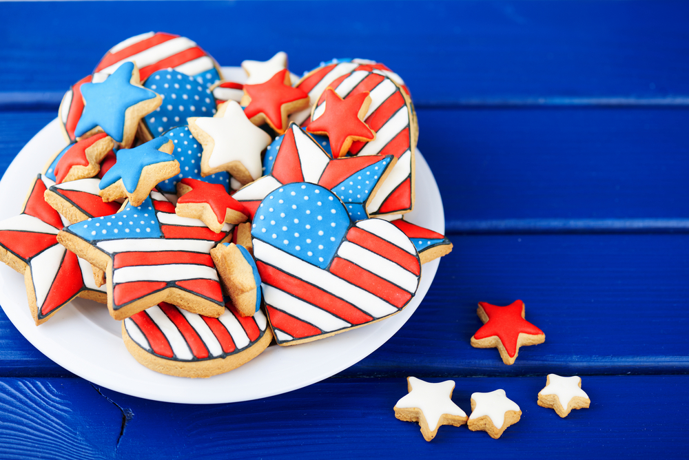 Youth Cookie Decorating for Servicemen & Women